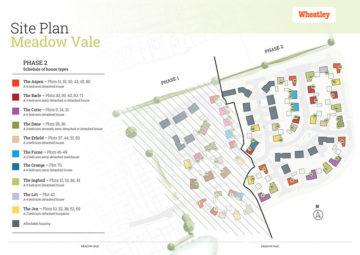 Meadow Vale Development Layout